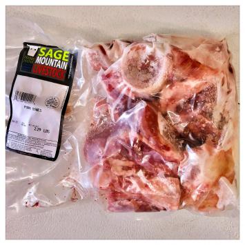 Pork Marrow Bones & Kunkle Bones