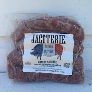 Jacuterie- FRENCH GARLIC (TOULOUSE) SAUSAGE