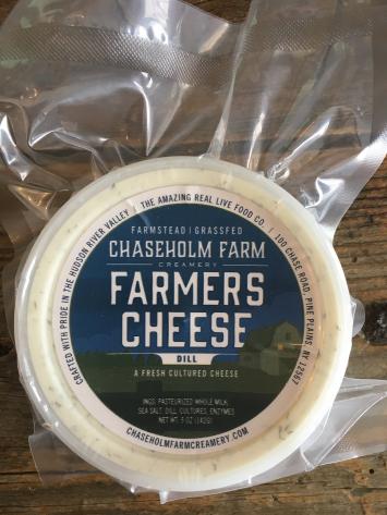 Farmer's Cheese - Fresh Dill