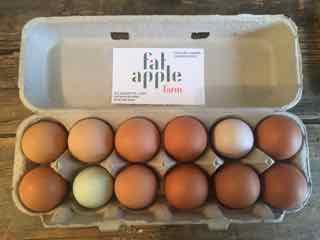 Fat Apple Eggs