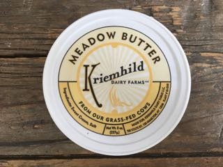 Kriemhild Meadow Butter Tub