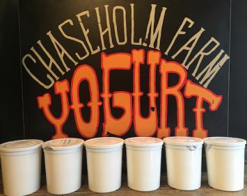 Yogurt Stock Up