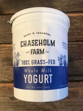 100% Grass-Fed Yogurt