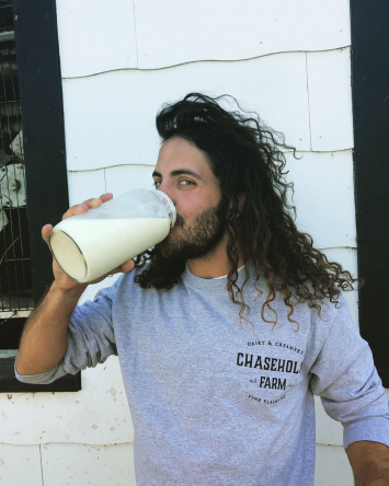Raw Milk Quart