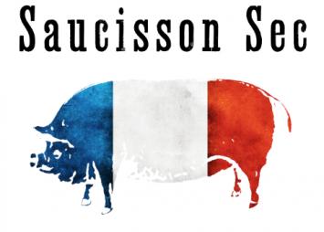 Jacuterie- SAUCISSON PROVENÇAL
