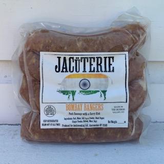 Jacuterie- BOMBAY BANGERS SAUSAGE