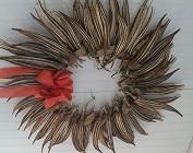 Okra Wreath