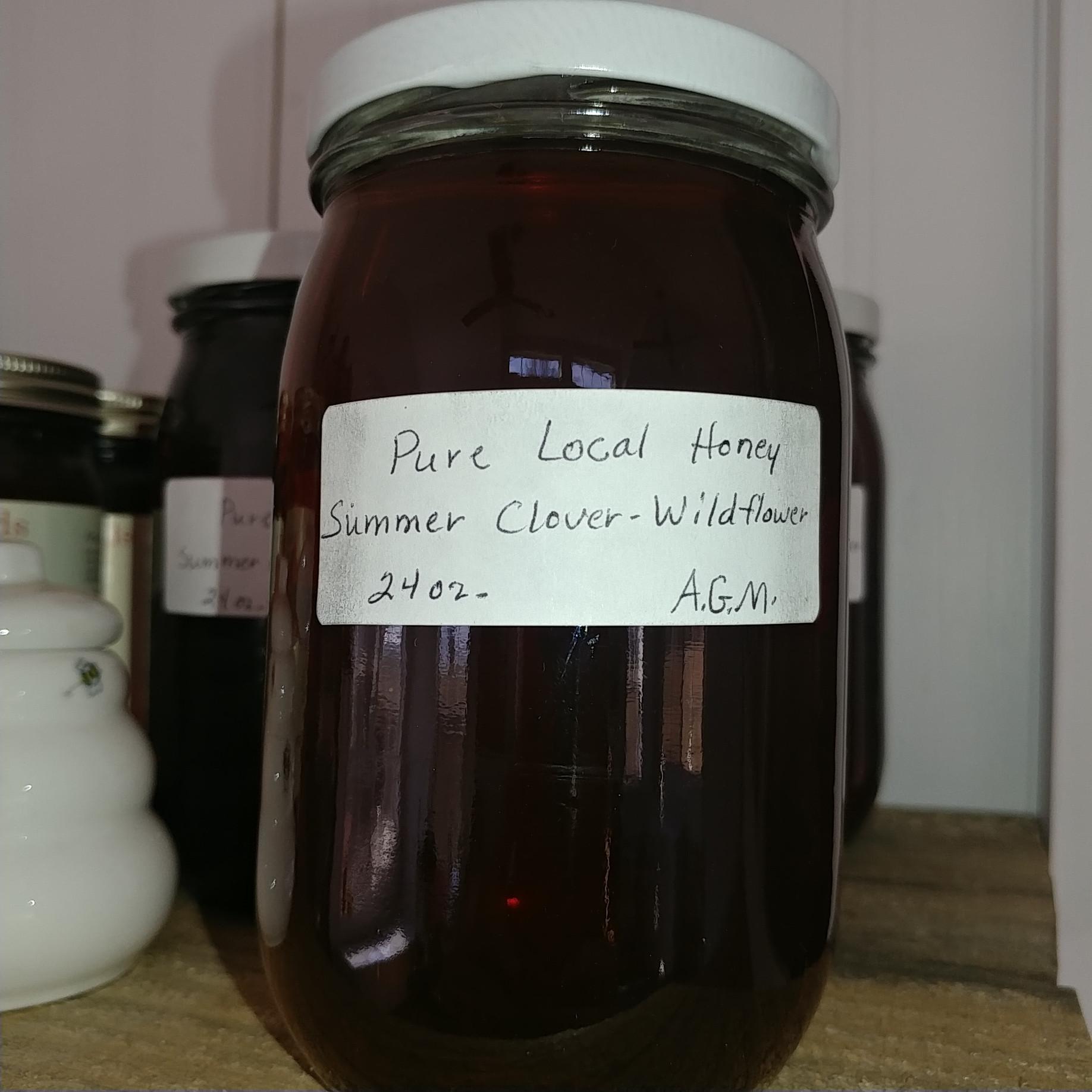 Spring Hill Honey