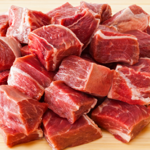 Beef, Stew Meat (Beef Cubes)