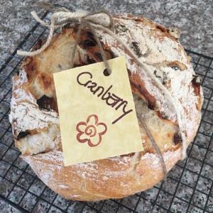Bread - Cranberry