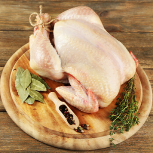 Chicken, Whole, non-GMO feed- Large