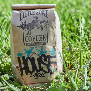 Little Goat Coffee, House Dark (Ground)