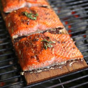 Sockeye Salmon, Filet Portions