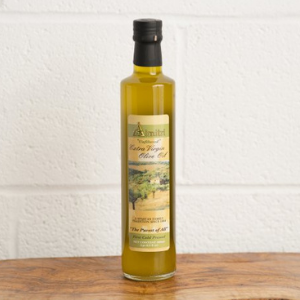 Extra Virgin Olive Oil, Unfiltered
