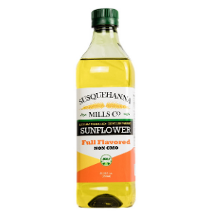 Sunflower Oil, Susquehanna Mills