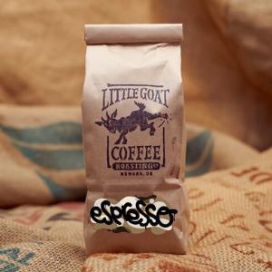 Little Goat Coffee, Espresso, Ground