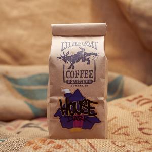 Little Goat Coffee, House Dark (Ground)