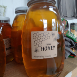 Honey, Pine Valley - 2 lbs