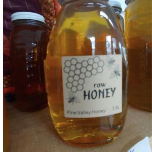 Honey, Pine Valley - 1 lb