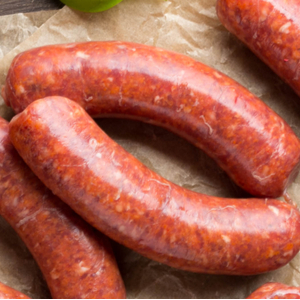 Lamb Sausage: Feta & Spinach