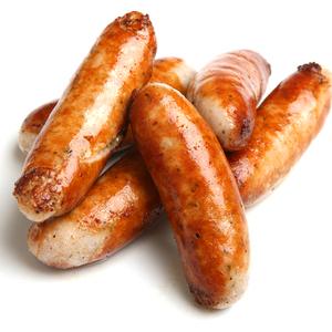 Pork, Sausage, Maple Breakfast Links