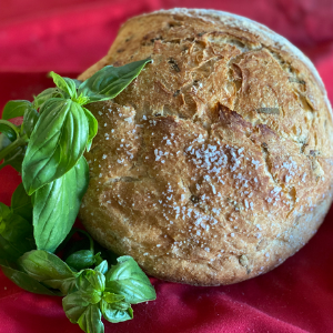 Bread - Basil & Sea Salt