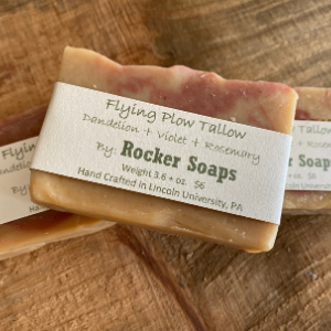 Flying Plow Tallow Soap