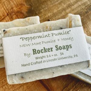 Peppermint Pumice Soap