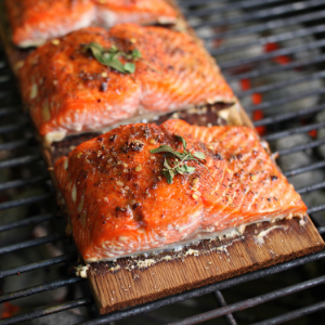 Sockeye Salmon, Filet Portions
