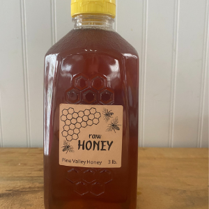 Honey, 3lb