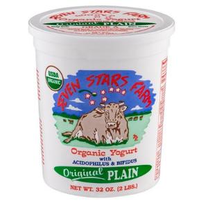 Yogurt - Plain