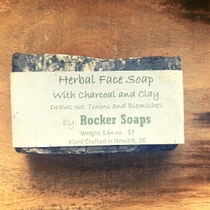 Herbal & Charcoal Face Soap