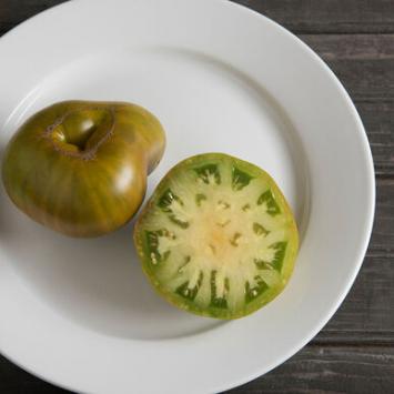Plants, Veggies, Tomato, 'Cherokee Green'