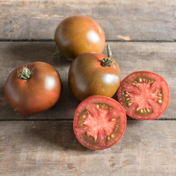 Plants, Veggies, Tomato, 'Black Prince'