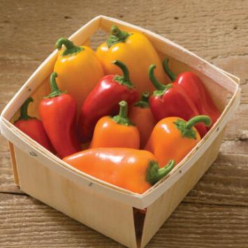 Plants, Veggies, Sweet Pepper, Lunch Box Mix