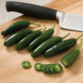 Plants, Veggies, Hot Pepper, 'Hot Rod' Serrano