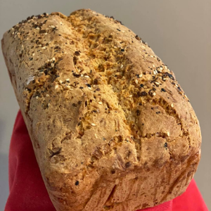 Bread - GLUTEN FREE and VEGAN