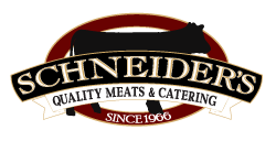 Schneiders Quality Meats & Catering Logo