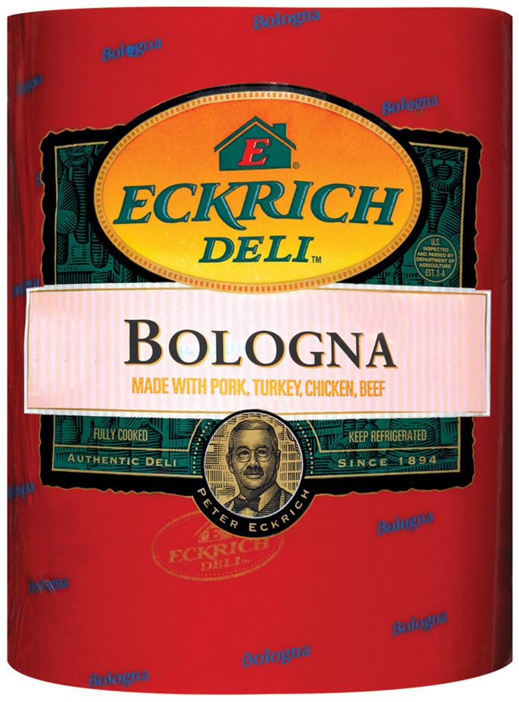 Deli Sliced - Eckrich Bologna