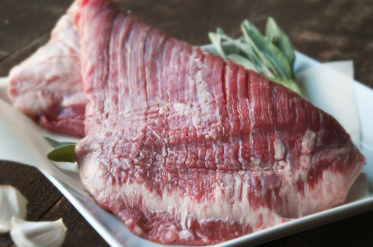 Beef Flank Steak - USDA Choice - Frozen