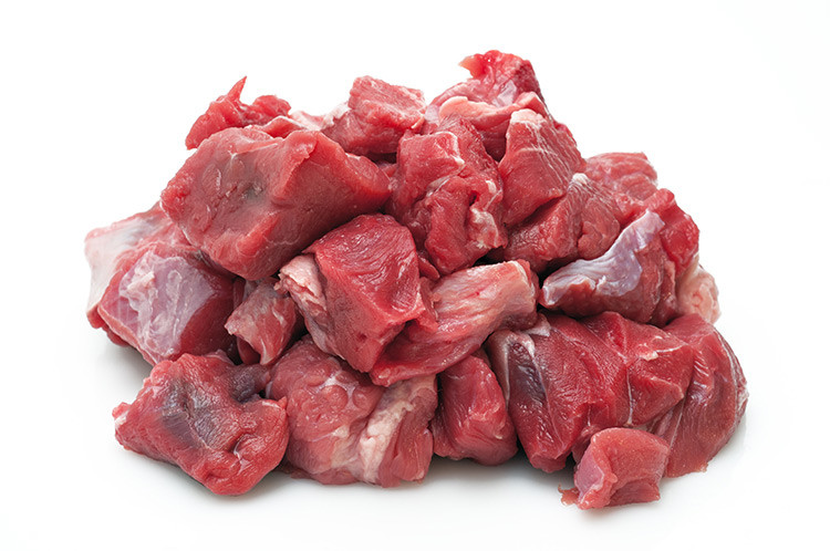 Beef Stew Meat - USDA Choice