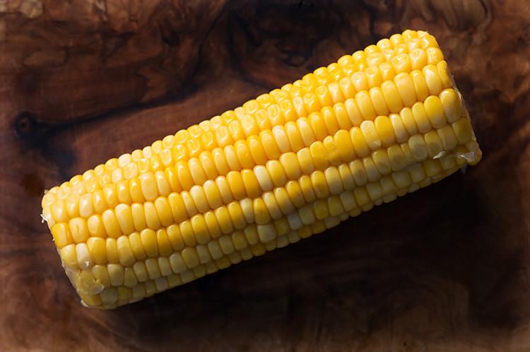 Keller Farms Cleaned Corn