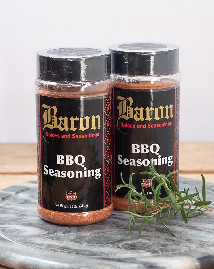 Baron BBQ Seasoning