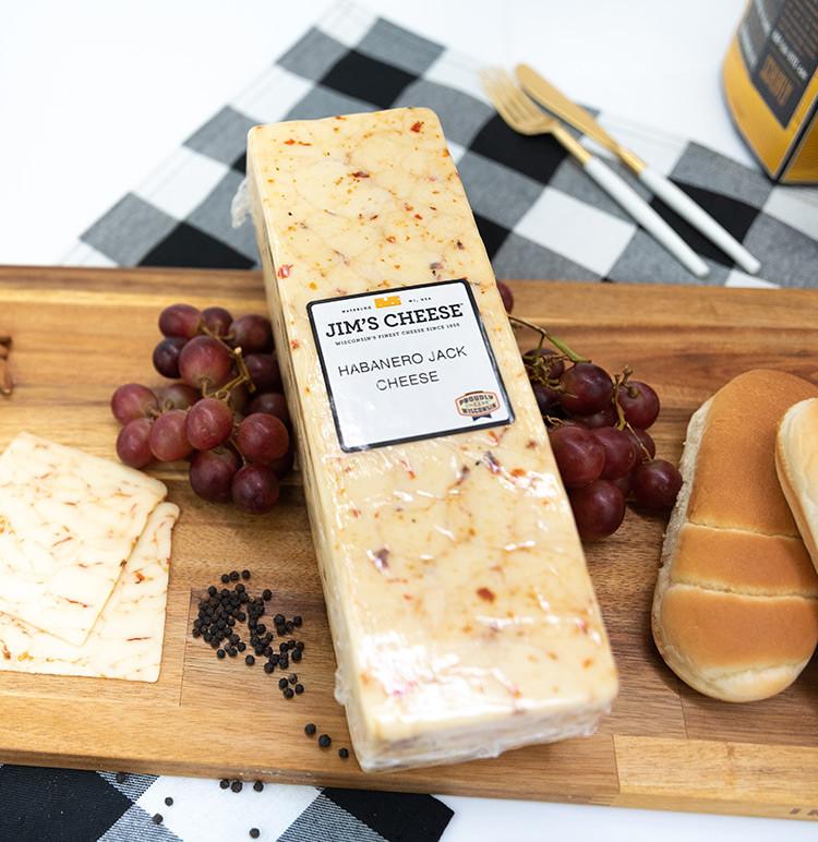 Deli Sliced Cheese - Habanero Jack
