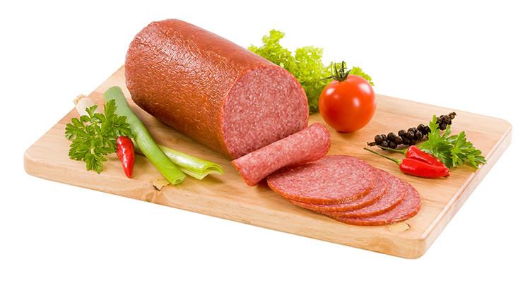 Deli Sliced - Hard Salami
