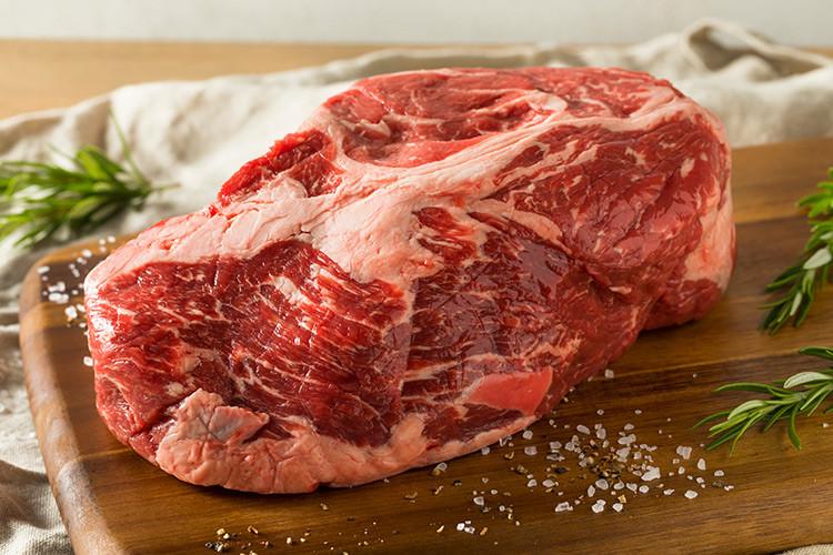 Boneless Beef Chuck Roast - USDA Choice