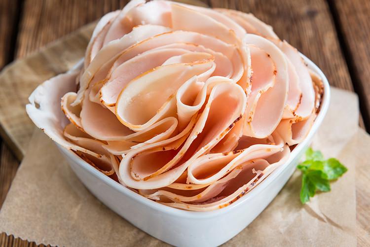 Deli Sliced - Cajun Turkey