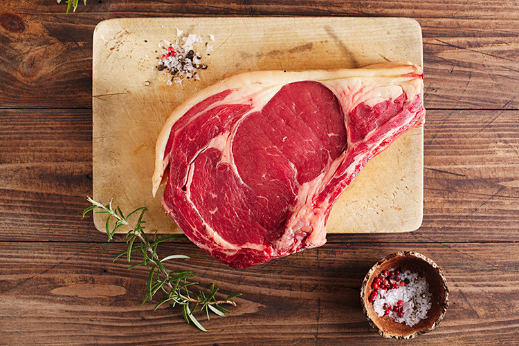 Beef Rib Steaks - USDA Choice