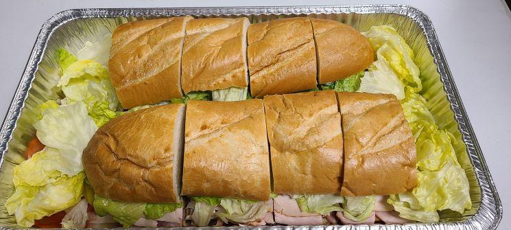 Gourmet Party Sandwich