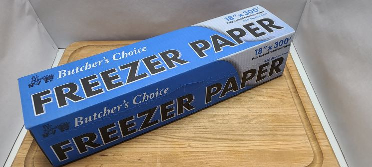 "18""x300' Freezer Paper"